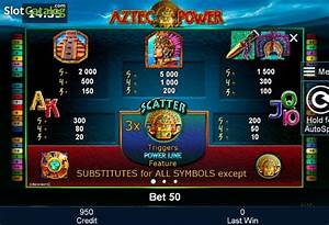 Review of Aztec Power (Video Slot from Green Tube ...
