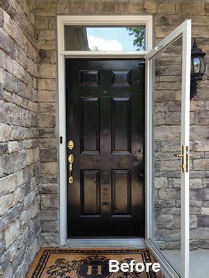 entry door  transom window replacement extreme