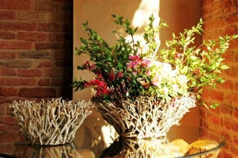 great ideas  creative flower pots interior design