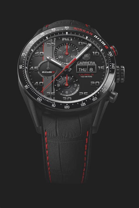 Tag Heuer Carrera Nismo Edition