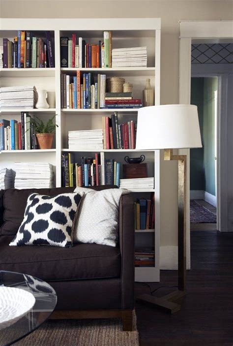 Sofa Bookcase by Living Room Layout Ideas Place A Bookcase Your