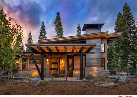 Katie Talks Tahoe Just Listed Contemporary Guest Home At