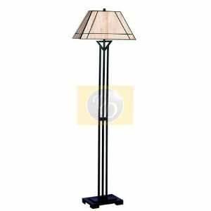 victorian style glass shade beaded fringe boudoir metal With metal boudoir floor lamp