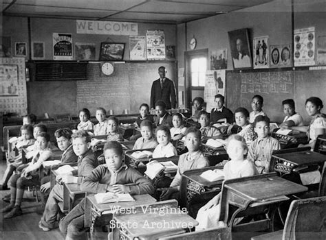 slave african american education  west virginia