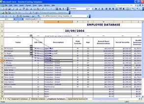 Spreadsheet Class Similiar Employee Tracking Template Excel Keywords