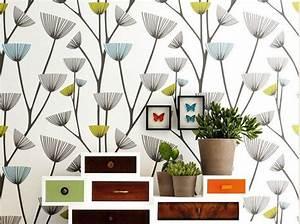 Papier Peint Japonisant : un nouveau papier peint tendance elle d coration ~ Premium-room.com Idées de Décoration