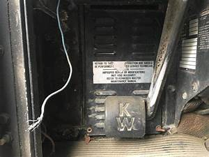 1988 Kenworth T600 Fuse Box For Sale