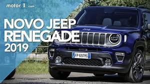 Novo Jeep Renegade 2019