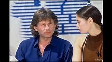 Roman Polanski et Charlotte Lewis au festival de Cannes ...