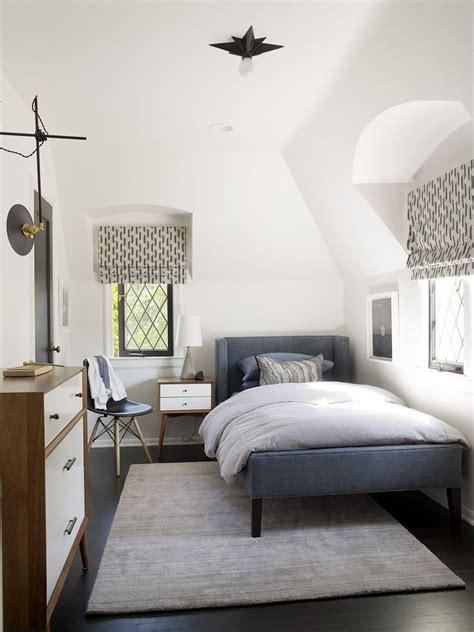 modern teen bedrooms this look his and hers mid century inspired 12632