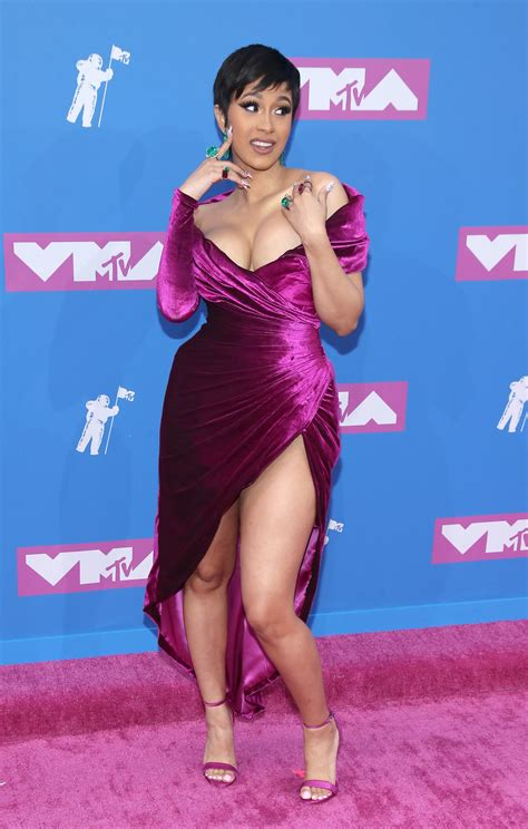 Cardi B Is Back to Your Regularly-Programmed Red-Carpet ...