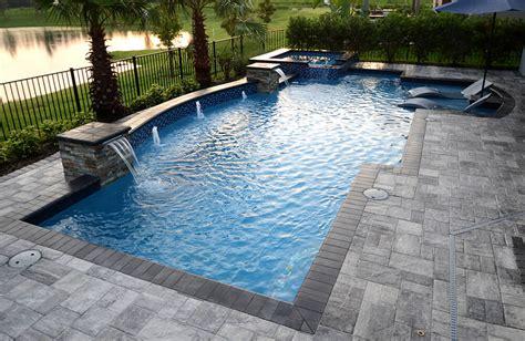 Pool Design by Geometric Pool Designs Orlando Sanford Custom Pools St