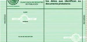Obtener Tu Curp Verde Mexico 2016
