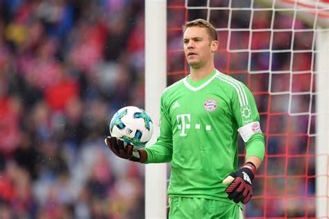 Manuel neuer statistics played in bayern munich. Bayern Munich goalkeeper Manuel Neuer ruled out for three months