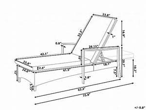 Dimension Chaise Standard : lust auf lounge sessel ma e zu renovieren ber hmten stuhl designs mit zus tzlichen lounge stuhl ~ Melissatoandfro.com Idées de Décoration