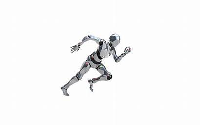 Robots Robot Parkour Running Themselves Teaching