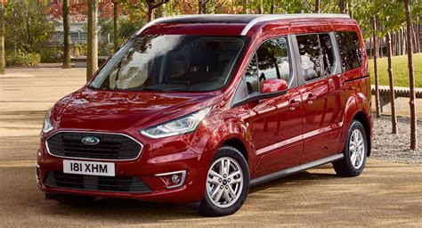 ford tourneo courier 2018 2018 ford tourneo connect and courier gain new engines and modern tech