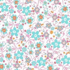 Caselio Flower Power Floral Wallpaper White / Aqua / Pink ...