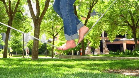 Seeking Balance New Rope
