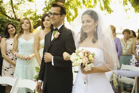 Common Wedding Ceremony Songs To Avoid