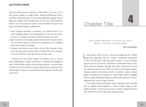 Book Jacket Template Indesign by Indesign Book Template Screenshot Of Indesign Book
