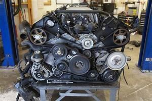 2003 Audi C5 S6 4 2l V8 Complete Engine 141k Miles
