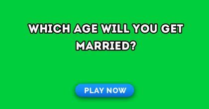 at what age can you get married can you pass a color blind test