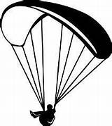 Paragliding Drawing Gleitschirm Paraglider Simple Parapente Silhouette Tattoo Studio Stencil Result Parasailing Tatouage Autoaufkleber Paracadute Visitar Resultat Recherche Tazze Gioielli sketch template