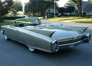 RESTORED 1 OF 1,285 1960 Cadillac Eldorado Biarritz