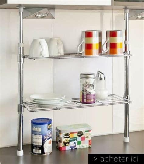 etagere telescopique cuisine 23 objets quot gain de place quot pour optimiser l 39 espace d 39 une cuisine
