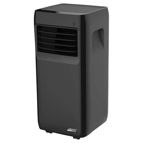 arctic king portable air conditioner btu black mpphb
