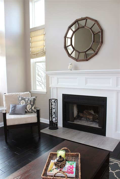 above fireplace decor mirror mirror on the wall 8 fireplace decorating ideas delightfully noted