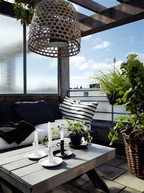 lovely functional small terrace design ideas