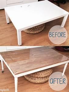 Table De Salon Ikea : les 25 meilleures id es de la cat gorie table basse ikea ~ Dailycaller-alerts.com Idées de Décoration