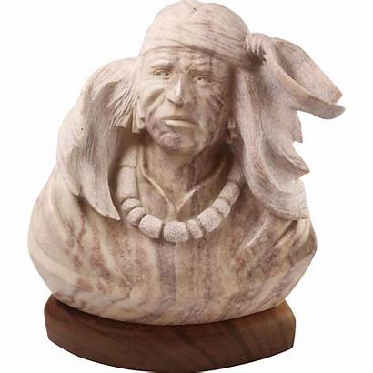 Native Stone Carving American Hard Vandu