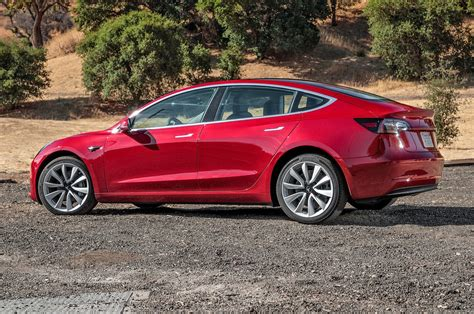tesla model 3 video exclusive a closer look at the tesla model 3 s