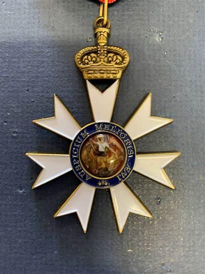 Order St Michael George Commander Cmg Replica