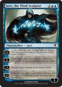 magic the gathering planeswalkers jace