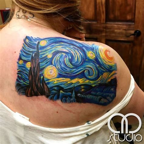 14+ Classical Art-Inspired Tattoos You Never Knew You