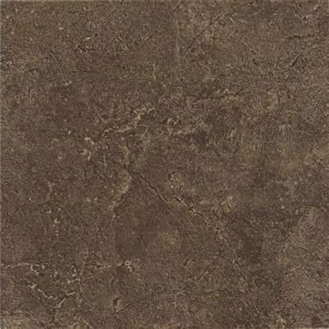 home depot flooring porcelain tiles marazzi artisan donatello 18 in x 18 in brown porcelain floor and wall tile 15 26 sq ft