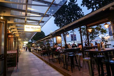 pelican seafood bar grill singapore food review