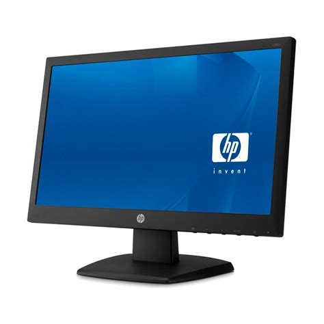 Best Hp Monitor Hp V194 18 5 Inch Monitor Price In Bd Ryans Computers