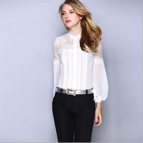 wholesale blouses buy wholesale sleeve satin blouse from china