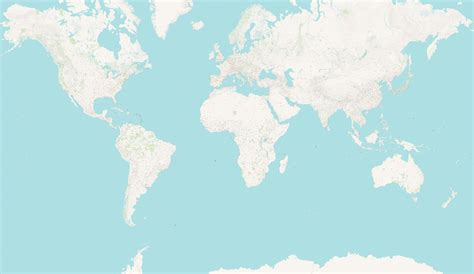 Current World Map