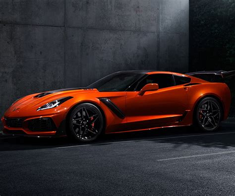 2019 Corvette Zr1 Will Be Most Powerful And Fastest Of Its