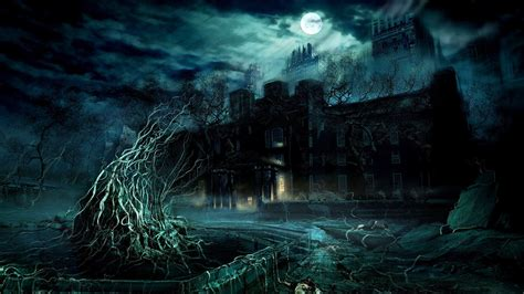 Spooky Wallpaper For by 26 Scary Backgrounds Wallpapers Design Trends Premium