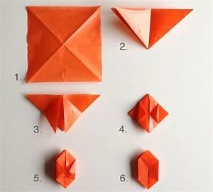Origami Maison En Papier : diy bricolage comment fabriquer lanterne halloween papier ~ Zukunftsfamilie.com Idées de Décoration