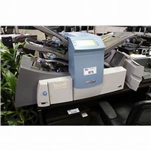 pitney bowes di425 automatic letter folding and envelope With letter folder and stuffer machine