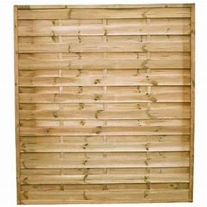 Pare Vue Pas Cher : panneau brise vue pas cher en bois ~ Premium-room.com Idées de Décoration