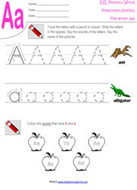 preschool worksheets letters   tracing kindergarten